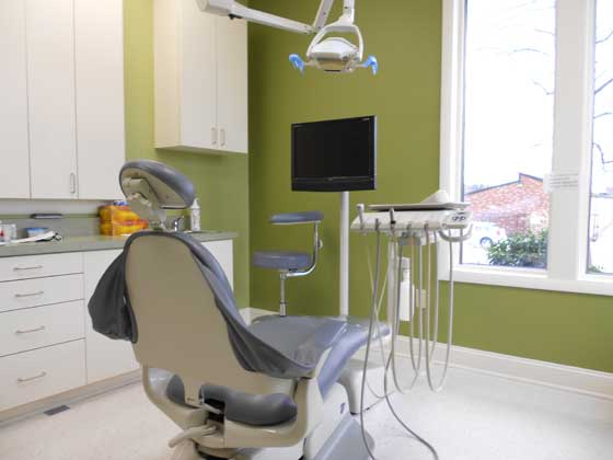 Parkersburg Dental Office